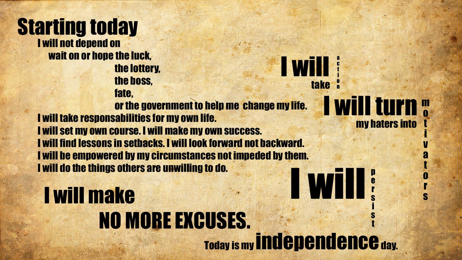 Best Motivational Wallpapers with Inspiring Quotes