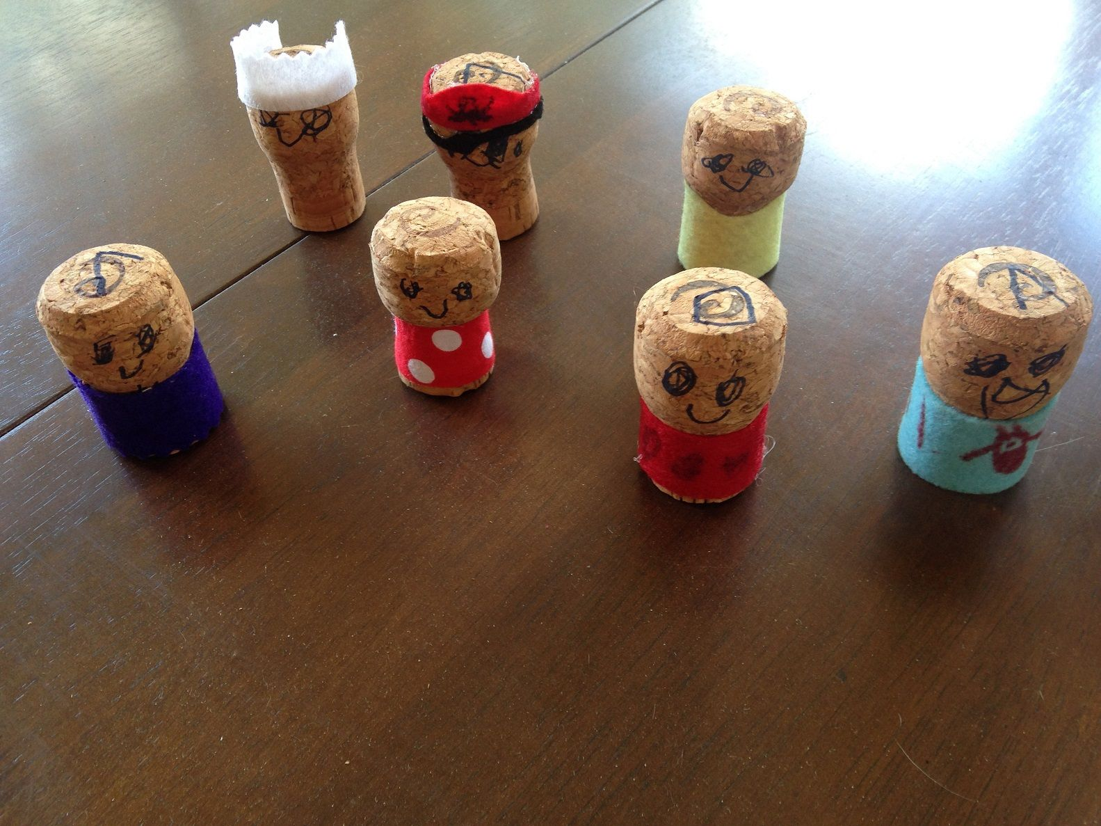Wine Cork Crafts for Kids Ideas | 0 CT: 3D Art | Pinterest | Cork ...