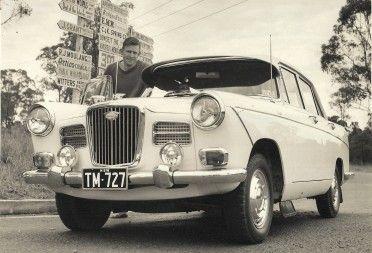 1964 Wolseley 24 80 With Images Australian Cars Cars Uk