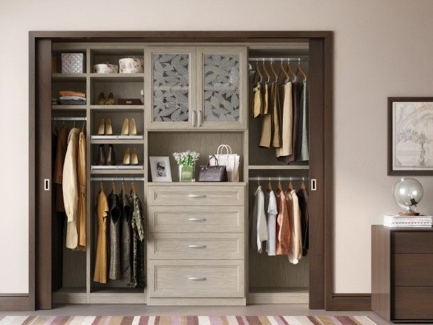 Reach In Closet Systems With Images Closet Designs California