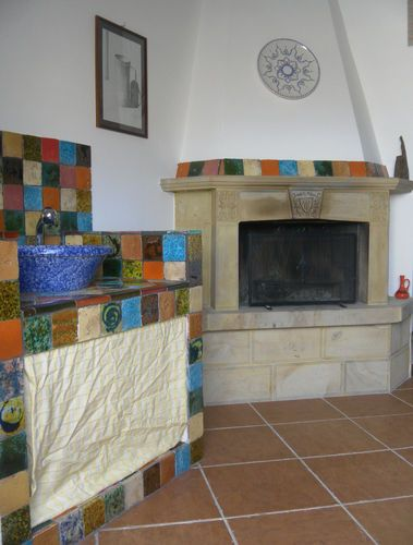 Ceramica di santo stefano di camastra italian tiles ceramic and pottery italian tiles tiles - Santo stefano di camastra piastrelle ...