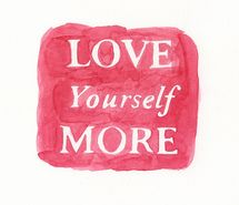 be happy, love, love yourself, pink, quote. #Pink acjoy