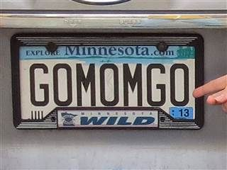 Gomomgo Why Moms Go The Extra Mile With Vanity Plates Personalized License Plates Funny License Plates Vanity License Plates