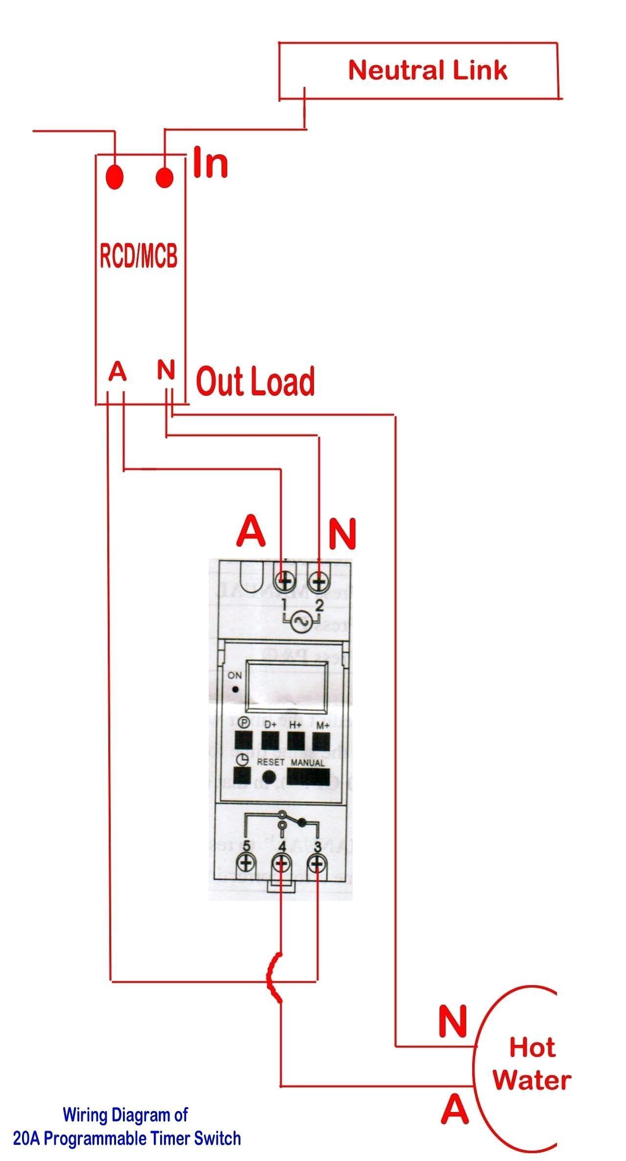 Unique Consumer Unit Wiring Diagram Ireland Sensores