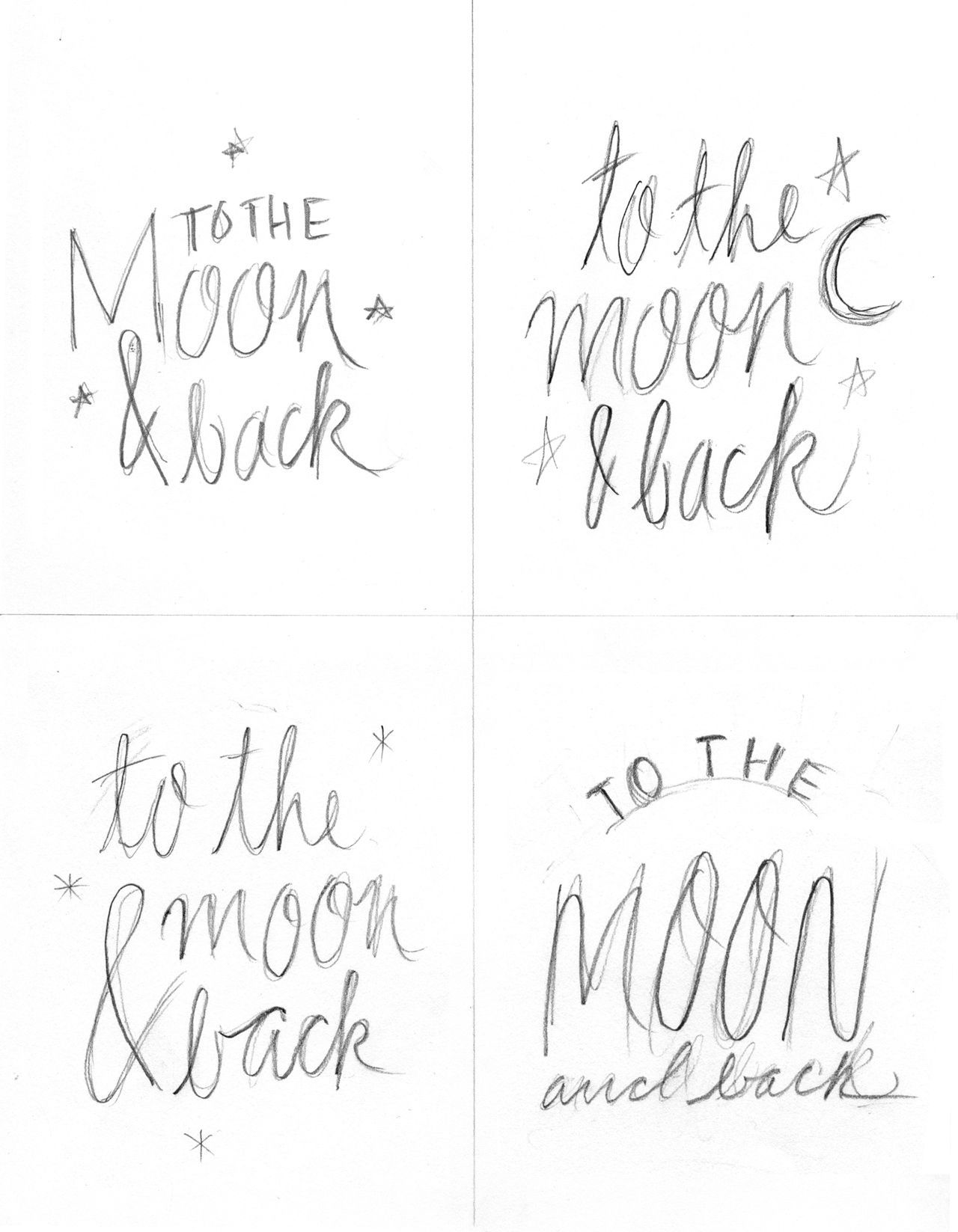 Modern Brush Lettering Tips For Beginners