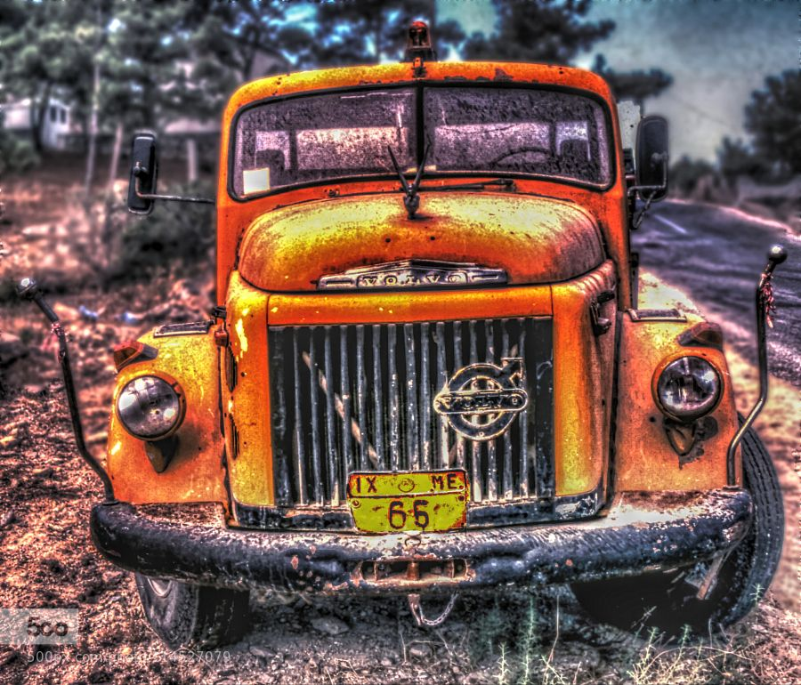 [ volvo truck at ikaria ] by jandegen2. Please Like http://fb.me/go4photos and Follow @go4fotos Thank You. :-)
