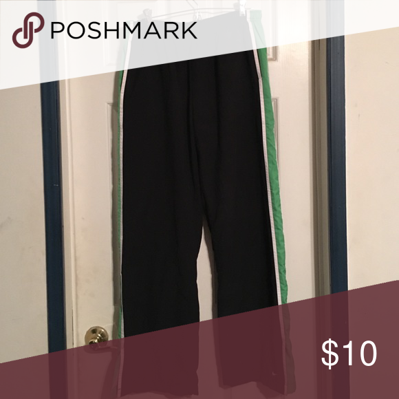 Nike track pants Nike lined track pants in excellent condition.  Very comfortable! Nike Pants Track Pants & Joggers