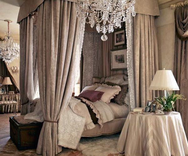 Bedrooms Flaunting Decorative Canopy Beds (35) | Home life ...