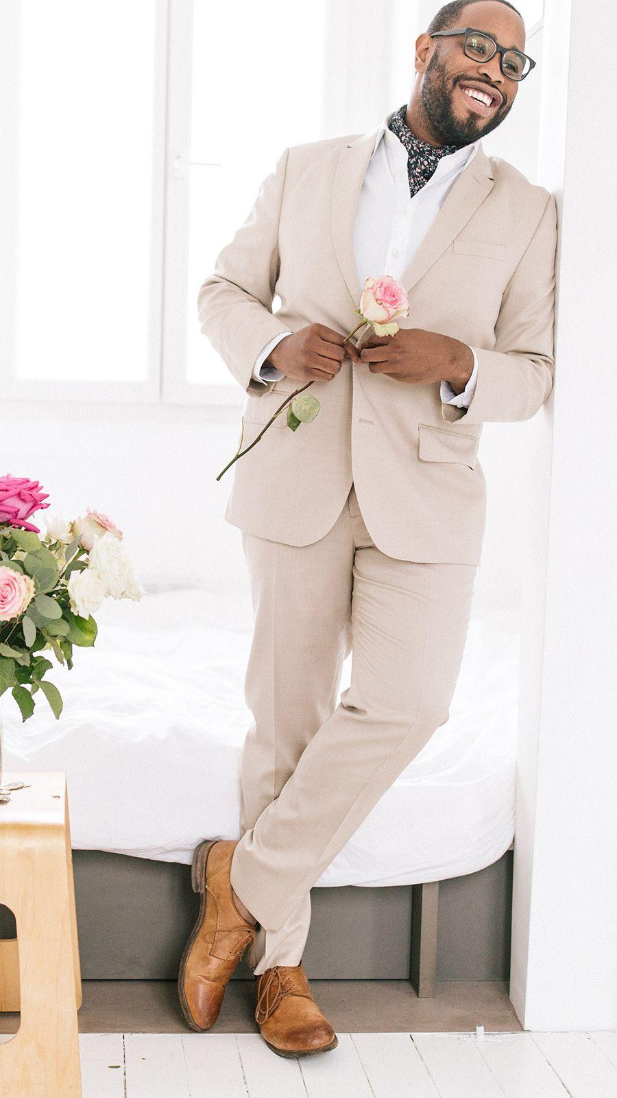 Decoding dress codes get smart with the black tux wedding dress