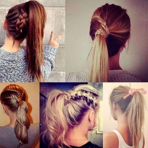 Cute Simple Hairstyles Inspiring Cute Hairstyles Cute Simple Hairstyles Curly Pixie Hairstyles