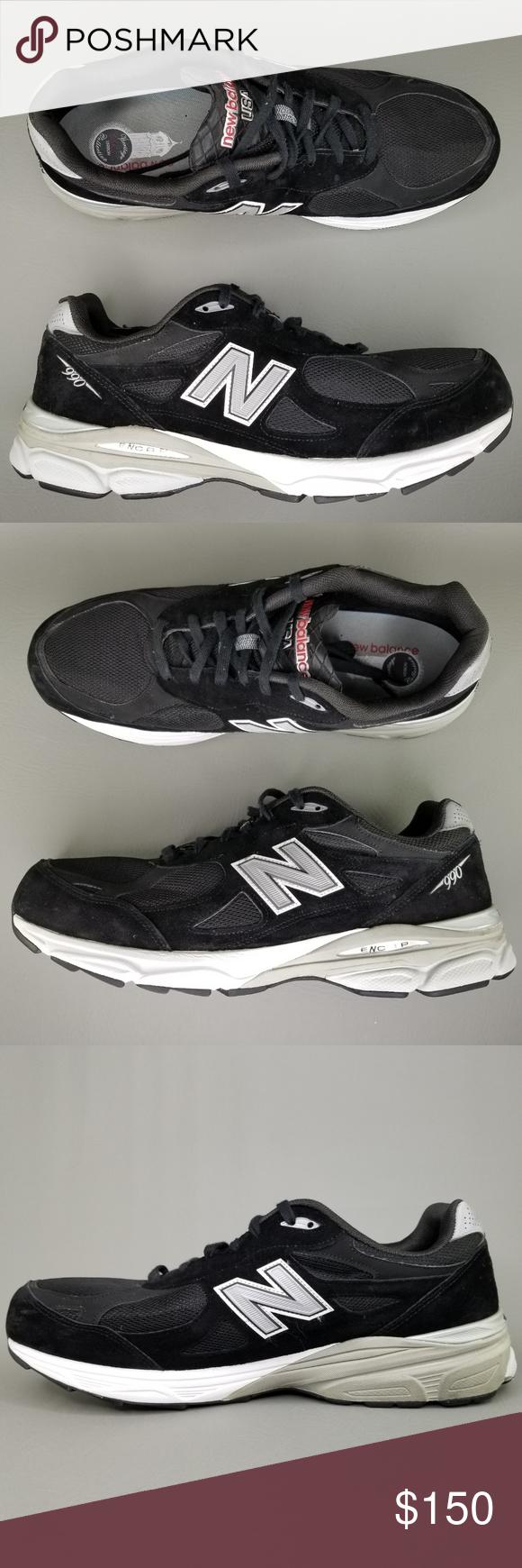New Balance 990 Made in USA Running