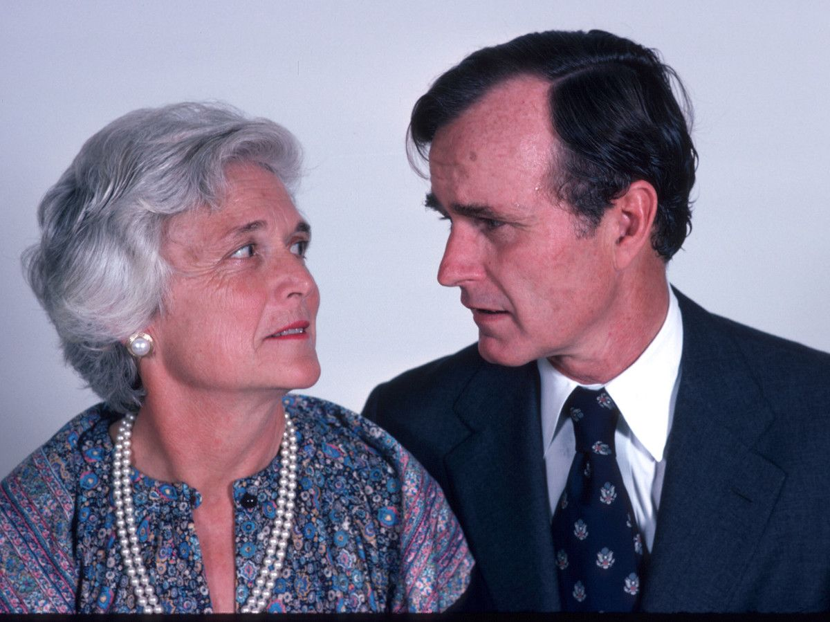 Read a Handwritten Love Letter George Sr. Sent Barbara Bush During World War II | The future president was just 19 at the time.