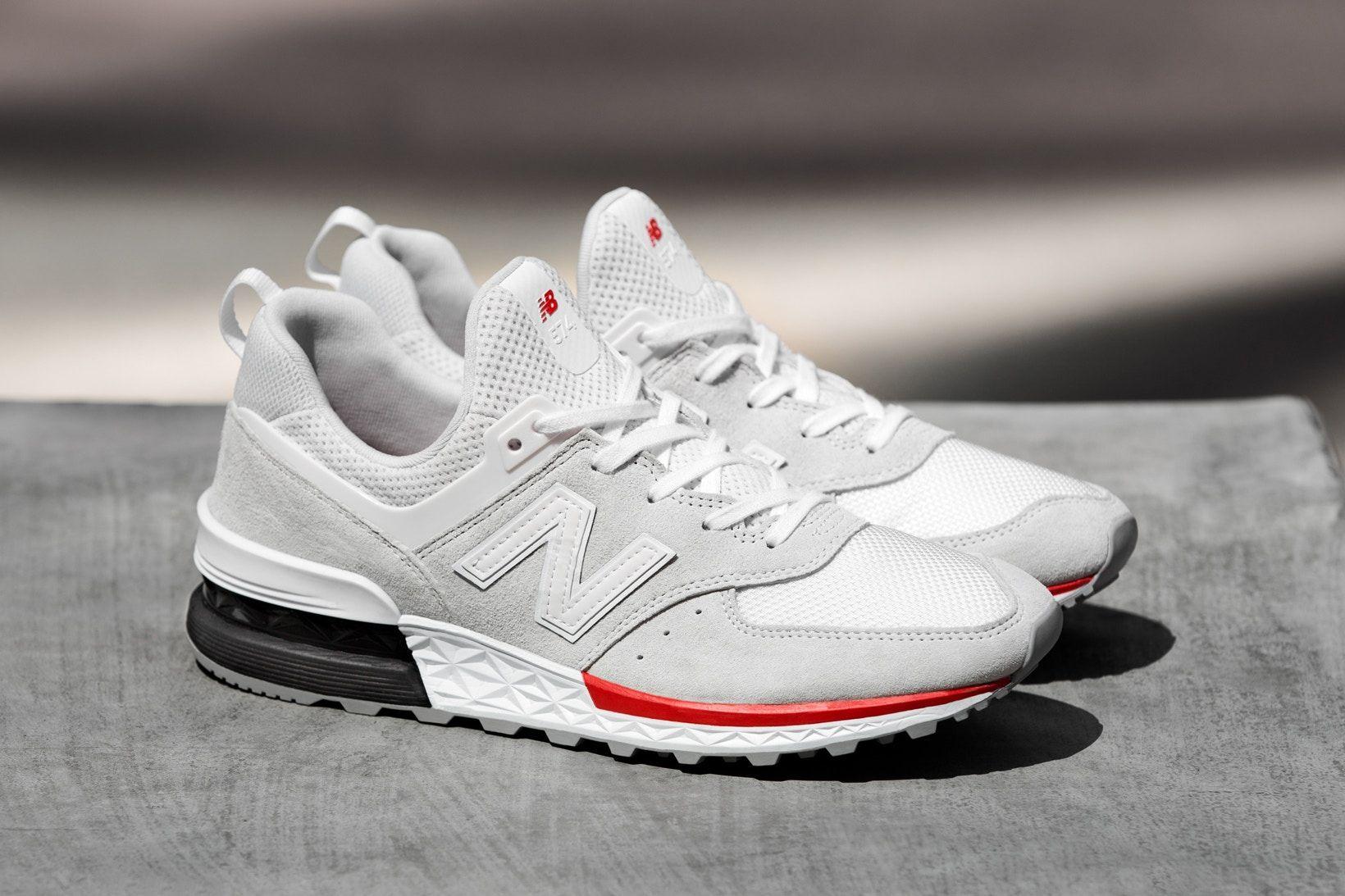 New Balance Officially Unveils Its New 574 Sport Model ...