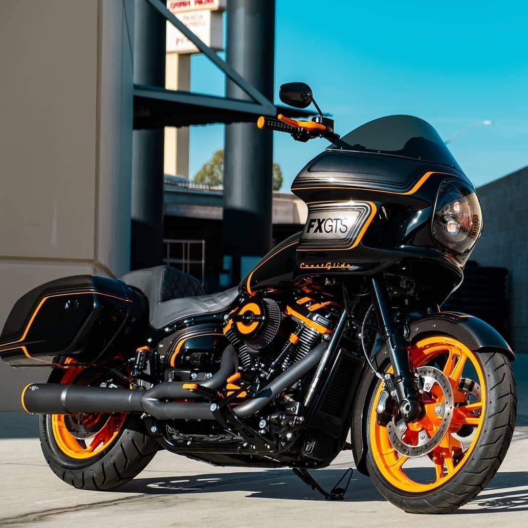 Pin On Harley Davidson Bikers All Over The World