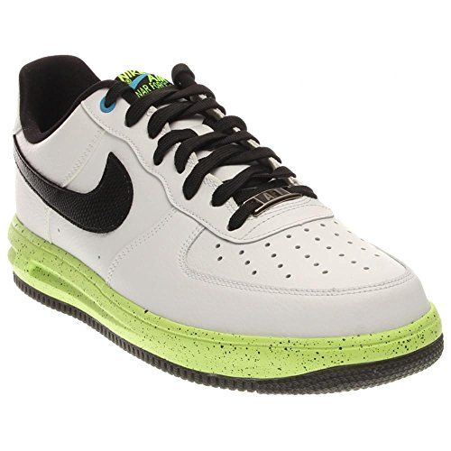 Nike Mens Lunar Force 1 14 WHITEWOLF GREYGREEN 10 M US