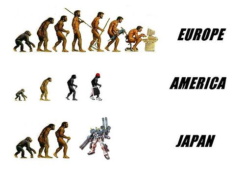 Human Evolution By Manuel Cernuda Via Flickr Funny Photo Captions Funny Quotes Humor