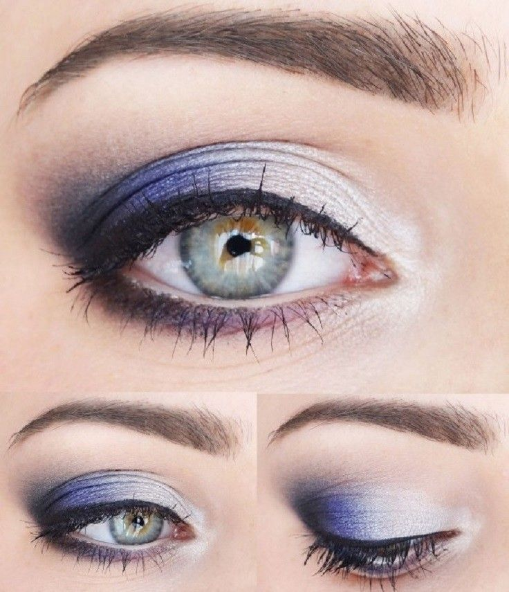 Dark Blue Eyes Makeup Tips The 7 Prettiest Makeup Colors For Blue