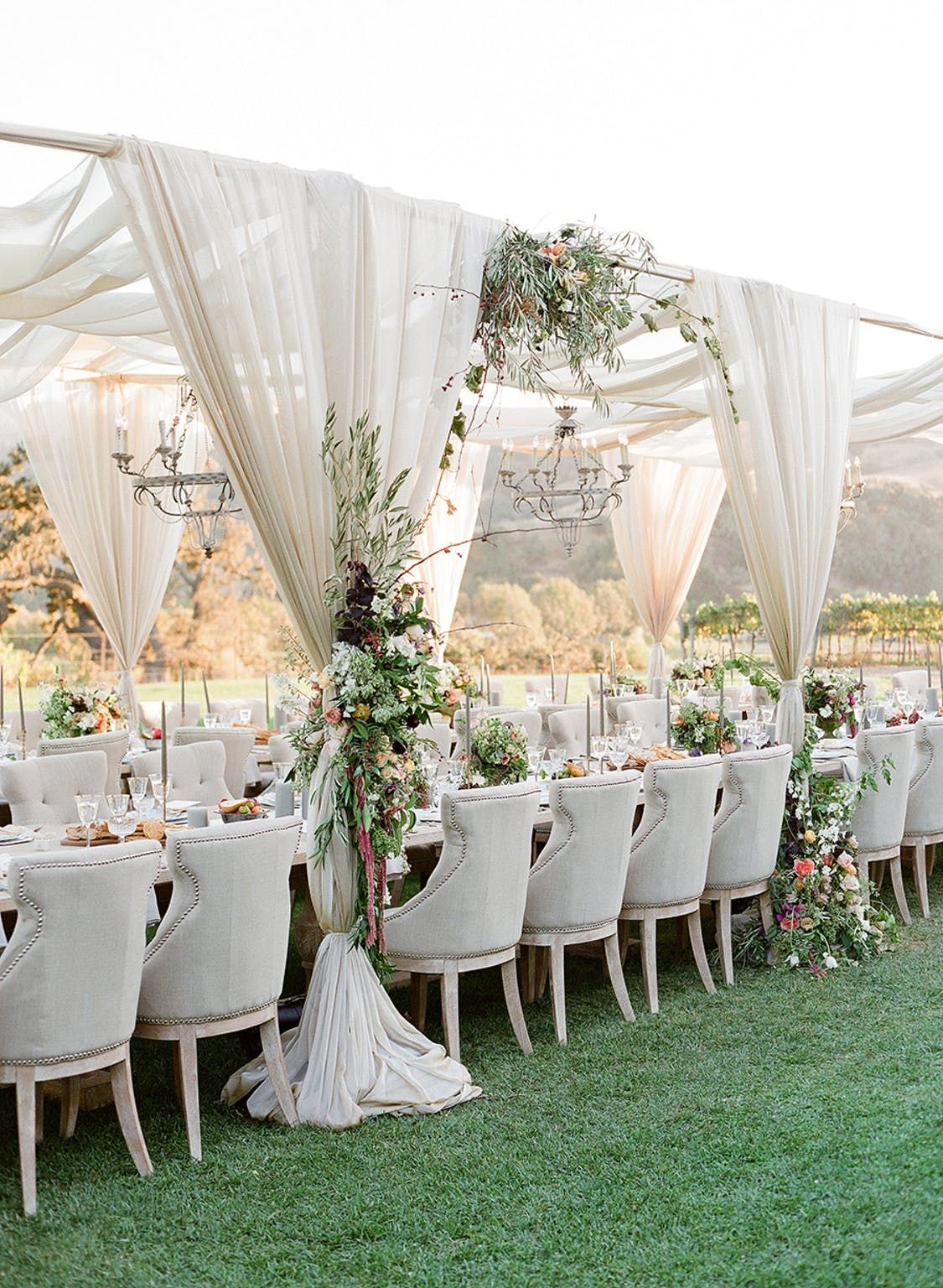A Wedding Filled With Whimsy And A Stunning Butterfly Release In