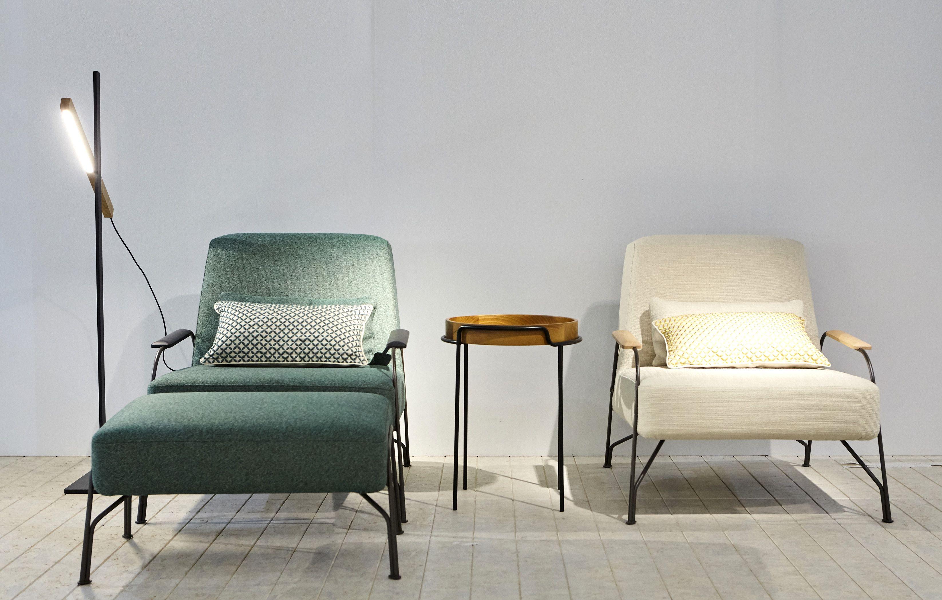 maison objet 2017 cinna fauteuils humphrey de. Black Bedroom Furniture Sets. Home Design Ideas