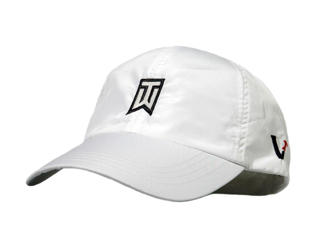 896ebb980 Nike Tiger Woods ONE VR Golf Baseball Cap White | Baseball Cap ...