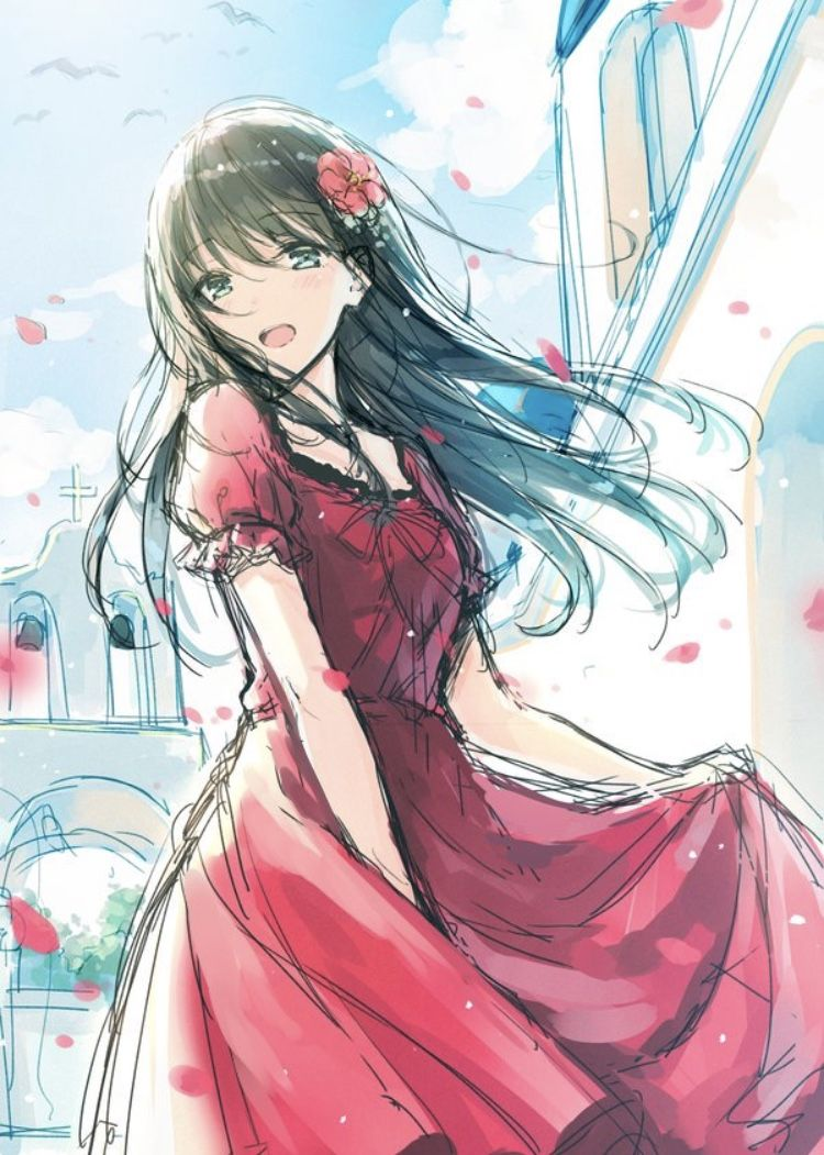 Red Dress Girl | Kavra Wiki | Fandom