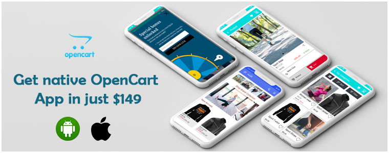 Top Five Opencart Android App Source Code Free Download - Circus