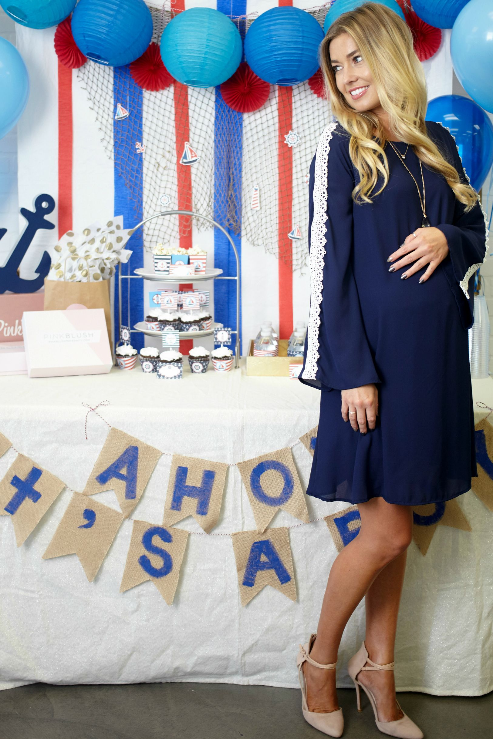 Baby Shower Style if you are going to have a boy Check out more