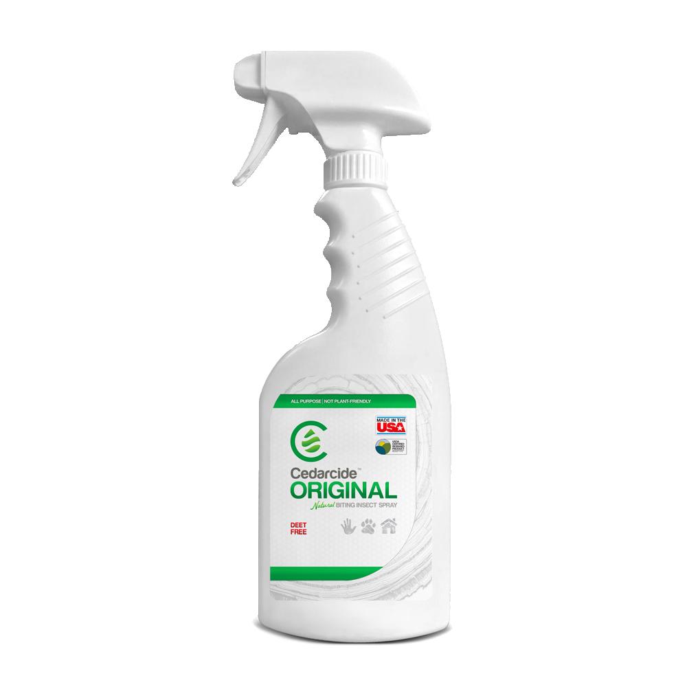 Original Termite control, The originals, Cedar oil