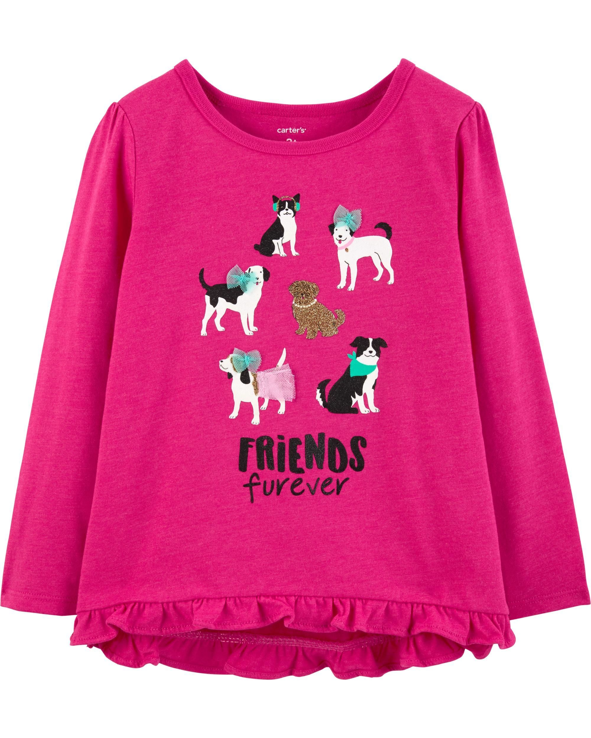 d3cf17fcb Carter s Little   Big Girls 2-Pc. Snug-Fit Mrs. Claus Cotton Pajamas ...