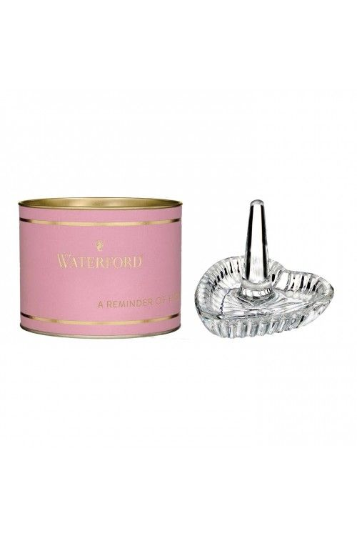 Waterford Giftology Heart Ring Holder. Waterford Wedgwood Royal ...