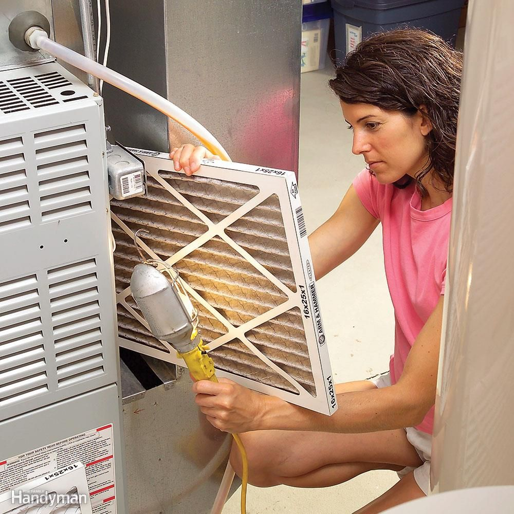 Do Your Own Furnace Maintenance This Winter Furnace