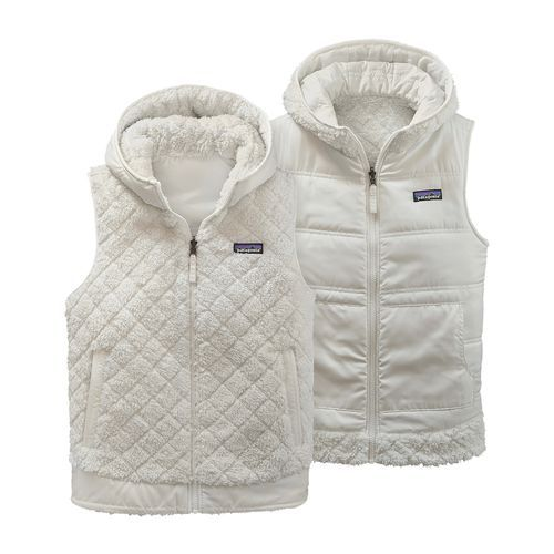 W's Los Gatos Hooded Vest, Birch White (BCW)