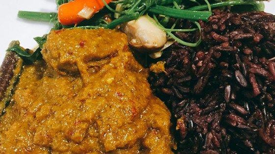 Malaysian Beef Rendang Recipe Beef Rendang Recipe Food