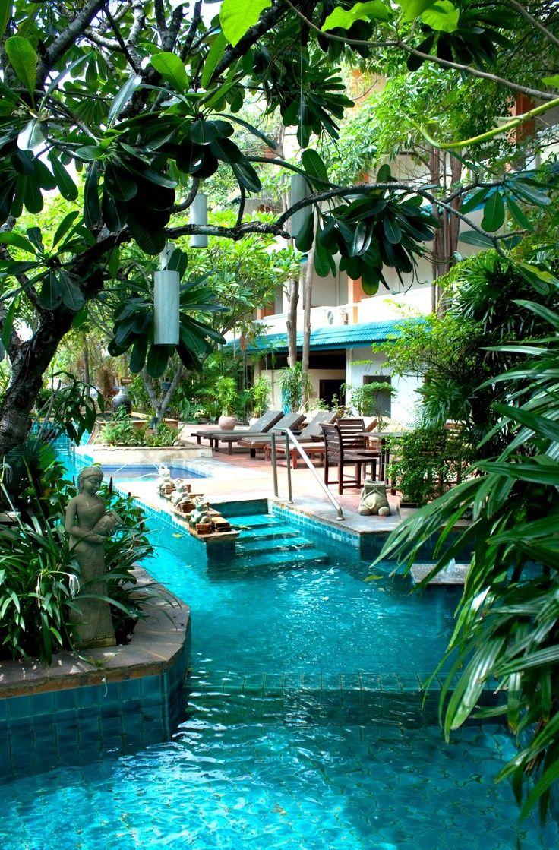 Citin Garden Resort, Pattaya, Thailand | Bedroom | Pinterest ...