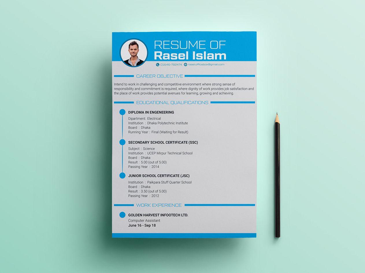 Free Engineering Resume Template (FREE DOWNLOAD) Resume