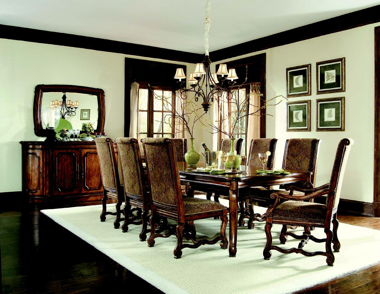 Bernhardt Villa Hermosa Rectangular Dining Table