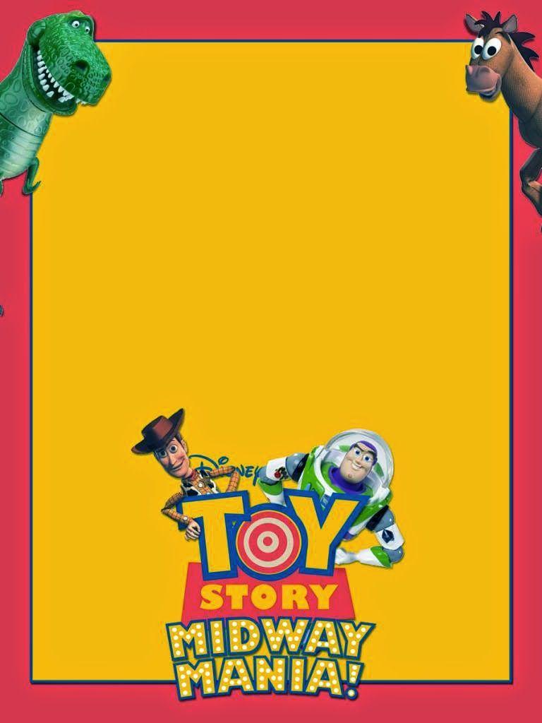 Toy Story Free Printable Notebook Birthday Pinterest Toys