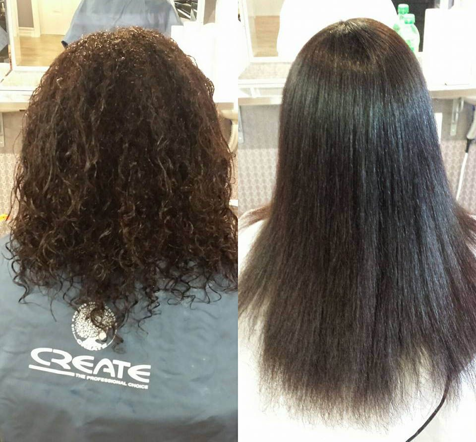 The Main Difference From Digital Perm Usual Manual Curling Or Perming Is That Digitally Permed Hair Can Create A More Natural Curl Than