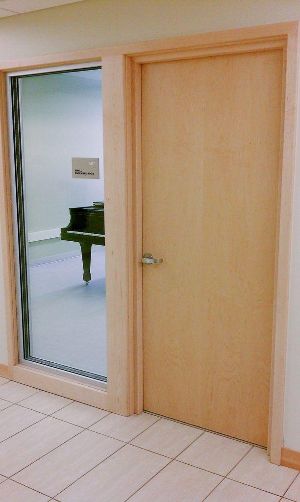 Soundproof Bathroom Doors