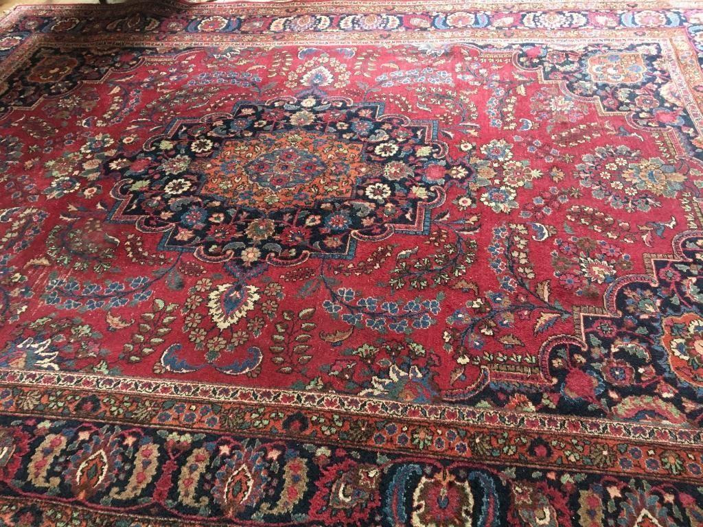 Perzisch Tapijt Marktplaats : ≥ groet vintage perzisch handgeknoopt iran khorasan tapijt