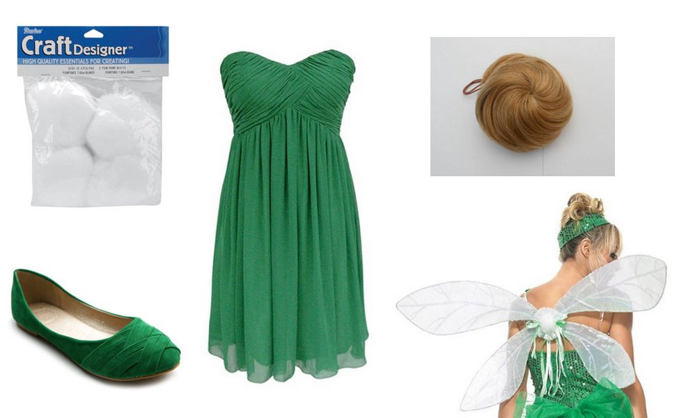 Tinkerbell Costume Ideas | Diy tinkerbell costume Teen costumes and Tinkerbell  sc 1 st  Pinterest & Tinkerbell Costume Ideas | Diy tinkerbell costume Teen costumes and ...