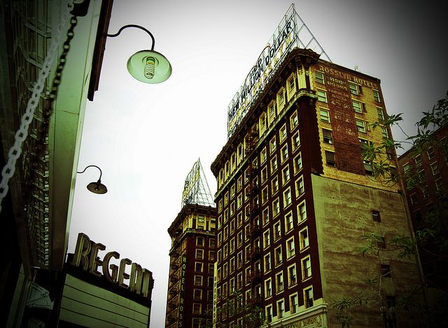 regent theatre and hotel rosslyn