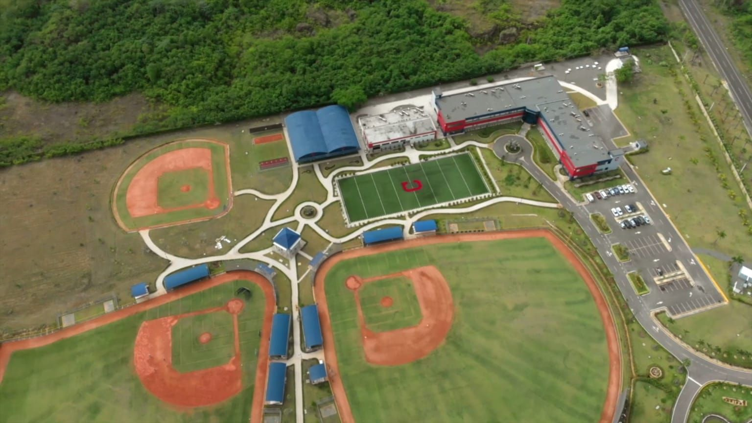 Video Indians Ceo Paul Dolan Talks About The Club Opening A Baseball Academy In The Dominican Republic Academy Open Academy Baseball Field