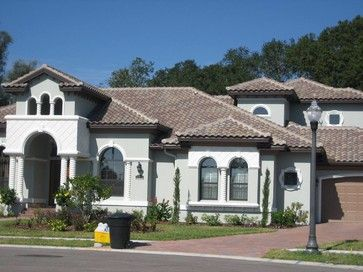 Capistrano Tile Projects Mediterranean Homes Concrete Roof Tiles House Roof