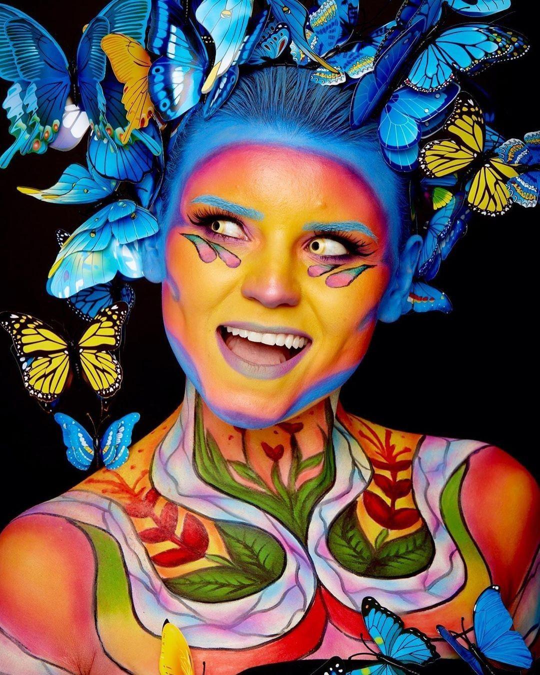 Nyx Professional Makeup On Instagram Blown Away By Faceawards Winner Ioana114 Magical Wonderlandafterdark Look She Uses Our Modern Dreamer Shadow Palett