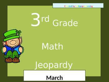 Find Jeopardy Games for ALL 9 MONTHS!