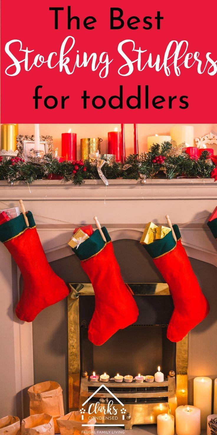 45 inexpensive toddler stocking stuffers f0r 2019