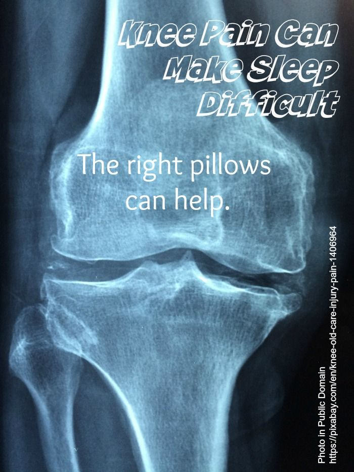 The Best Knee Pillow For Side Sleepers A Review My Product