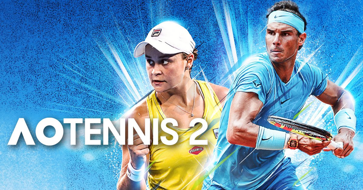 Ao Tennis 2 Announcing The New Official Game Of The Australian Open New Video Games Xbox One Xbox