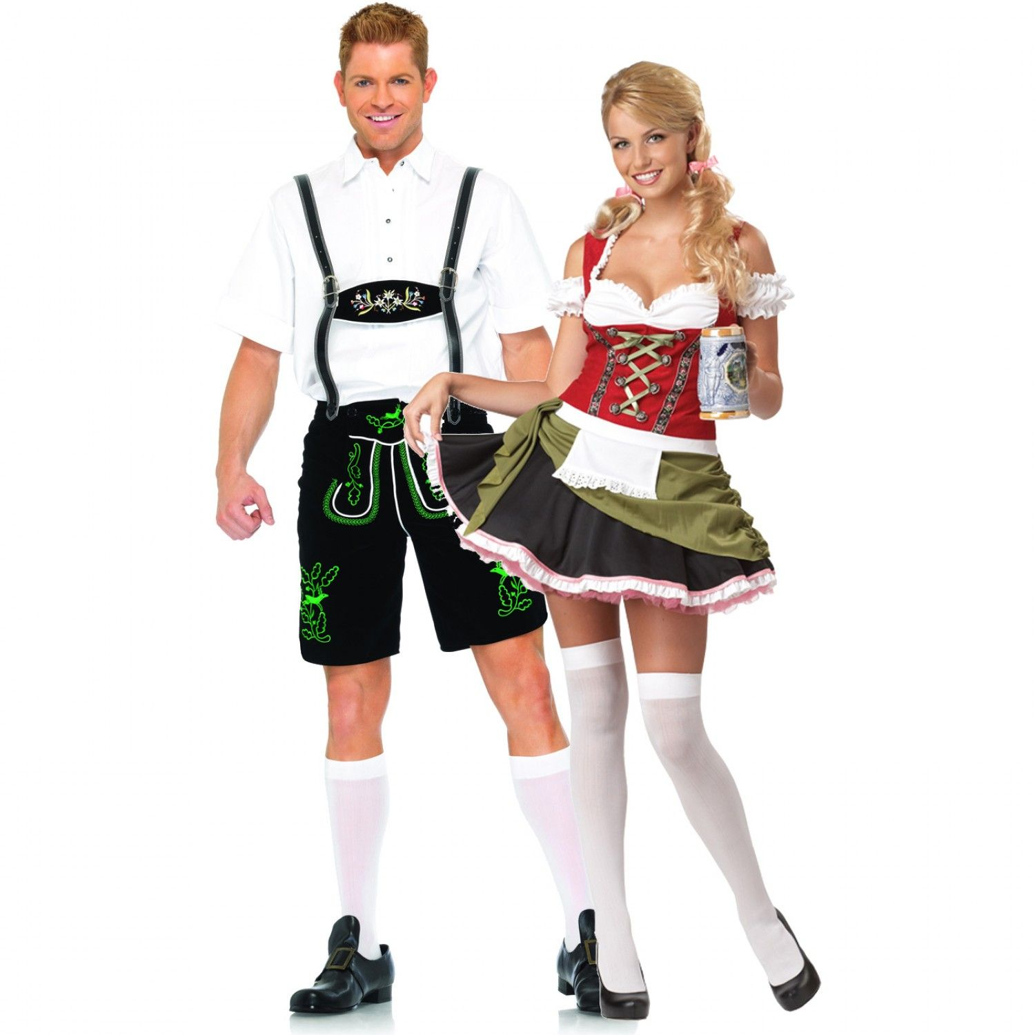 e5ad6b062e5 Pin by Shannon Collins on Halloween For Couples | Lederhosen, German ...